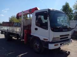 Isuzu Forward. , 7 166 куб. см., 5 000 кг.