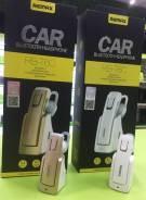 Беспроводная гарнитура Remax Car Bluetooth Headset (RB-T6C) Доставка!