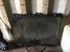 Радиатор охлаждения двигателя. Nissan Datsun, BMD21