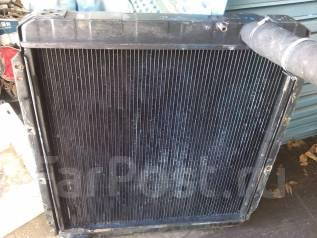 Радиатор охлаждения двигателя. Камаз 54115