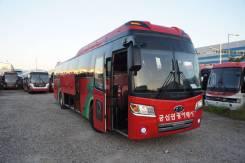 Kia Granbird. Продаётся туристический автобус во Владивостоке, 12 000 куб. см., 47 мест