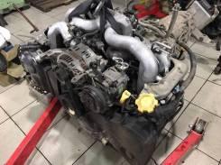 Двигатель в сборе. Subaru Forester, SH5 Двигатель EJ204