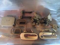 Ручка двери внутренняя. Nissan Sunny, FB15 Двигатель QG15DE