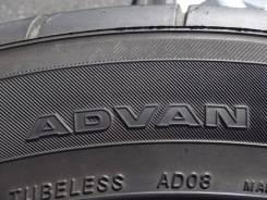 Yokohama Advan Neova AD08R. Летние, 2012 год, износ: 40%, 4 шт