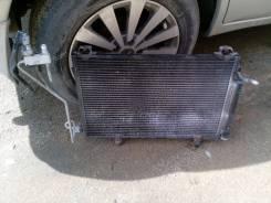 Радиатор кондиционера. Toyota Platz, NCP16 Двигатель 2NZFE