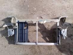 Рамка радиатора. Toyota Platz, NCP16 Двигатель 2NZFE