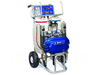 Аренда оборудования для напыления Пенополиуретана. Reactor E10.