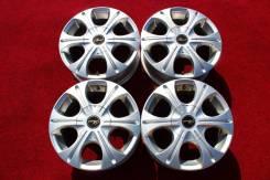 Toyota. 6.0x15, 5x100.00, 5x114.30, ET40, ЦО 73,0мм.