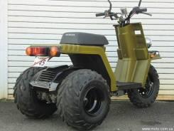 Honda Gyro X. 49 куб. см., исправен, птс, с пробегом. Под заказ