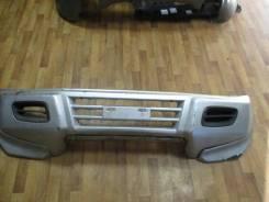 Бампер. Mitsubishi Pajero, V63W, V64W, V65W, V66W, V67W, V68W, V73W, V74W, V75W, V76W, V77W, V78W Двигатели: 6G74, 6G72, 4D56T, 4M41, 6G75