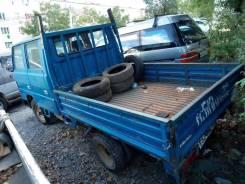 Mazda Titan. Хороший грузовик! Полная пошлина! Две кабины., 2 500 куб. см., 1 500 кг.