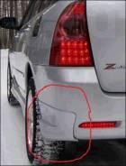 Накладка заднего бампера Gialla Toyota Corolla Fielder