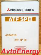 Mitsubishi. Вязкость ATF SP-3