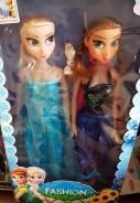 Куклы дисней Эльза и Мария