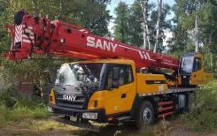 Sany QY25C. Автокран SANY QY25C, 8 900 куб. см., 25 000 кг., 41 м.