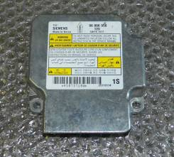 Блок управления airbag. Chevrolet Aveo, T250