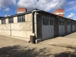 Производственная база, склад, автосервис 80 кв. м. Переулок Промышленный, р-н Железнодорожный, 80 кв.м.