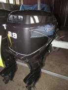 Tohatsu. 9,90л.с., 4-тактный, бензиновый, нога S (381 мм), Год: 2006 год