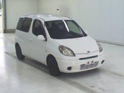 Toyota Funcargo. NCP25