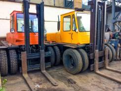 Львовский погрузчик. Львовский автопогрузчик, вилочный дизельный погрузчик 5 тонн, 5 000 кг.