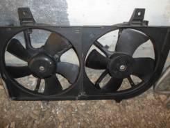 Вентилятор охлаждения радиатора. Nissan Primera, RP12, TNP12, TP12, WRP12, WTNP12, WTP12 Двигатели: QR25DD, QR20DE