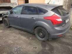 Ford Focus. HETVEK