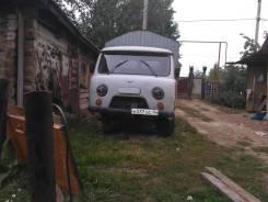 УАЗ 3303 Головастик. УАЗ-3303 (фургон), 2 400 куб. см., 1 000 кг.