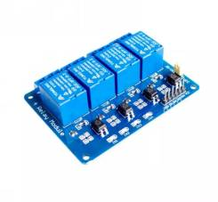 Модуль для Arduino 4 релейный 220V AChip