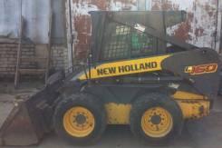 New Holland LS160. Мини-погрузчик NEW Holland L-160 2008, 1 995 куб. см., 850 кг.