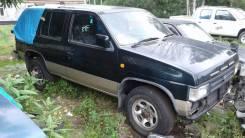 Продам механическую коробку на Nissan Terrano WBYD21 TD27T