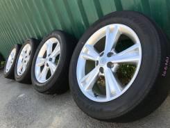 Toyota. 7.5x18, 5x114.30, ET35, ЦО 60,1мм.