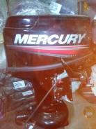Mercury. 25,00л.с., 2-тактный, бензиновый, нога S (381 мм), Год: 2016 год