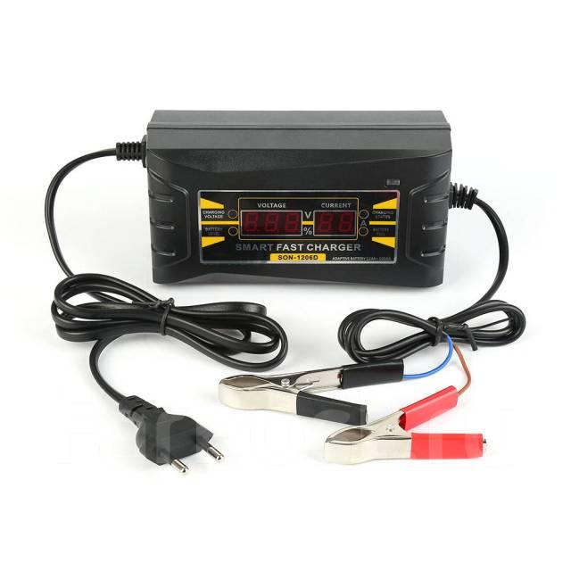 интеллектуальное зарядное устройство для автомобильных аккумуляторов