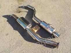 Выхлопная система. Nissan Stagea, WGNC34 Двигатель RB25DET