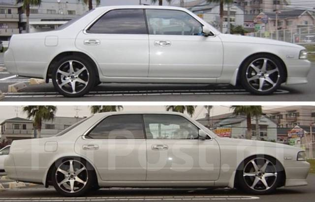 Койловер. Nissan Silvia, S15, S14 Nissan Laurel