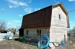 Двухэтажный дом из бруса в п. свх. Буденновец (г. Дмитров). площадь участка 500кв.м., от частного лица (собственник)