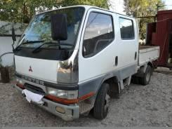 Mitsubishi Canter. Продам отличный двух кабиный грузовик, 2 800 куб. см., 1 500 кг.