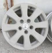 Toyota. 6.5x16, 5x114.30, ET-46, ЦО 63,0мм.