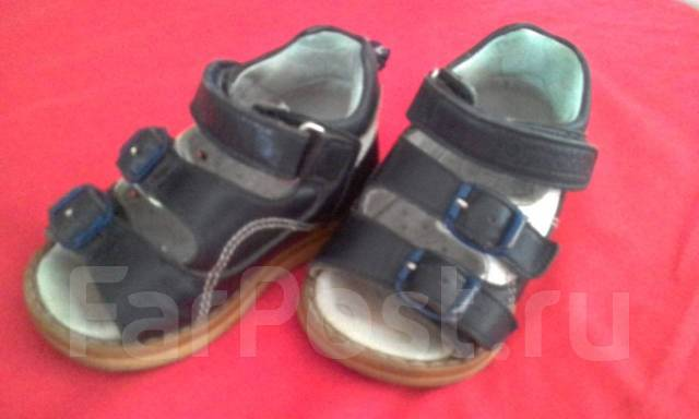 006c0abda Сандалии ортопедия 19 р-р для первых шагов - Детская обувь во ...