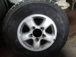 Продам одно колесо на запаску. 5x150.00
