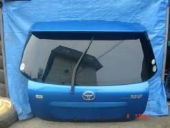 Дверь багажника. Toyota Allex, NZE121