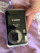 Canon PowerShot. 8 - 8.9 Мп, зум: 4х