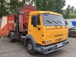 Коммаш КО-440. Продаётся мусоровоз Камазенок, 3 000 куб. см.