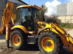 JCB 4CX Super. Экскаватор погрузчик , 4 400 куб. см., 1,01 куб. м.