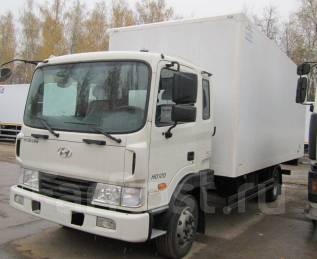 Hyundai HD120. Изотермический фургон Hyundai HD- 120 в г. Иркутске, 5 899 куб. см., 6 500 кг.