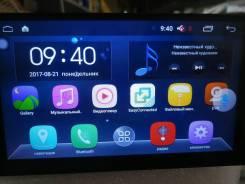 Android магнитола 18х10. USB, GPS, BT. Установим.
