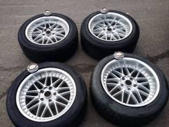 Продам комплект Manaray Sport MJ9 Super Edition шины Triangle Group. 8.5/9.5x17 5x114.30 ET35/33 ЦО 60,1мм.
