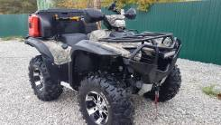 Yamaha Grizzly 700. есть птс, с пробегом