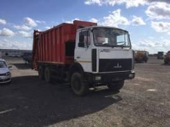 Коммаш КО-427. Продается Мусоровоз КО-427 на шасси МАЗ-6303, 3 000 куб. см.