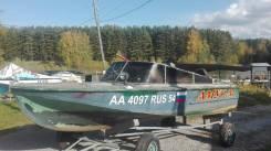 Амур-М. Год: 1978 год, длина 5,50м., двигатель стационарный, 100,00л.с., бензин